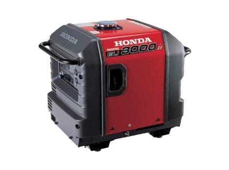 2013 Honda Power Equipment EU3000is
