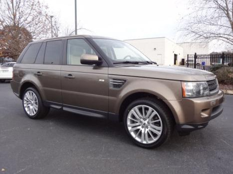 Land Rover : Range Rover Sport HSE LUX HSE LUX Certified