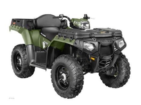 2013 Polaris Sportsman X2 550
