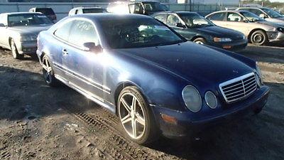 Mercedes-Benz : CLK-Class coupe 1998 clk 320 as is