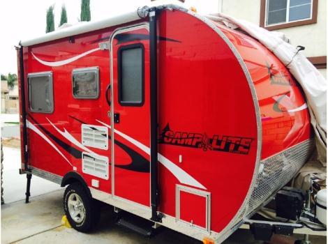 Camplite Aluminum Travel Trailer RVs for sale