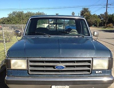 Ford : F-150 XLT 1990 ford f 150 truck lariat 5.0 302 extra cab a c pw pl great christmas gift