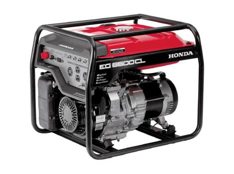 2013 Honda Power Equipment EG6500clat