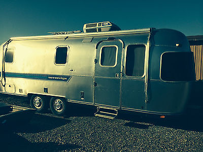 1985 Airstream Pull Travel Trailer