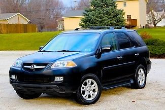 Acura : MDX Touring WATCH FULL HD VIDEO CERTIFIED PRE OWNED AWD HEATED LEATHER PWR SUN RF NAVIGATION