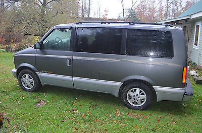 Chevrolet : Astro LS 1999 chevy astro awd ls 8 passenger van no rust southern auto auto