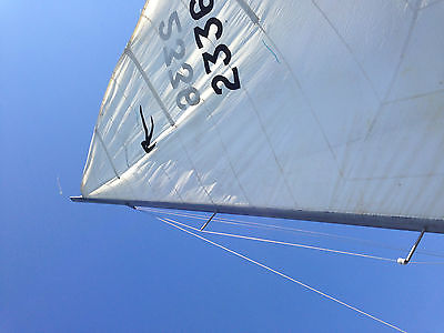 Rebel, Sailboat, 16, Sail, Yellow, Blue, Batten, Rudder, PFD, main, jib, trailer