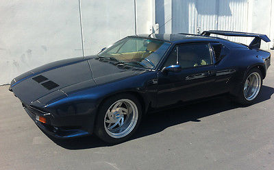 Other Makes : Pantera GT5-S 1986 detomaso pantera gt 5 s