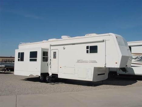 2003 36' Millennium by Kit 358 5th Wheel