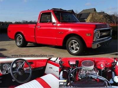 Chevrolet : C-10 Pickup 69 frame off 400 h pwr disc a c pwr steering show truck