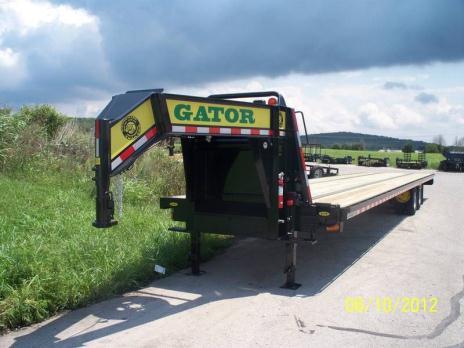 40ft Freight HotShot Gooseneck Trailers
