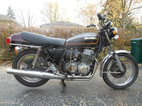 1976 Honda CB750F Super Sport
