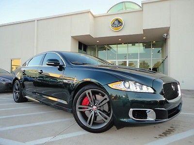 Jaguar : XJ L XJRL Rare Carbon Fiber Engine Cover Illumination Package