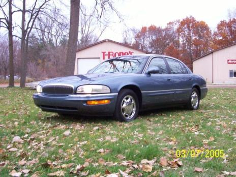 1999 Buick Park Avenue. 3800 V6. Just Serviced. Runs and Drives Great!
