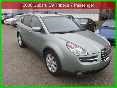 Subaru : Tribeca 7-Passenger 2006 7 passenger used 3 l h 6 24 v automatic awd premium clean carfax rear dvd