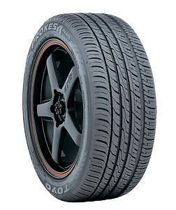 New Tires Toyo PROXES 245/35R20