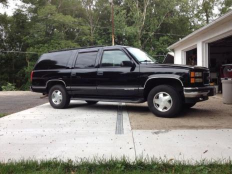 1997 GMC Suburban 1500