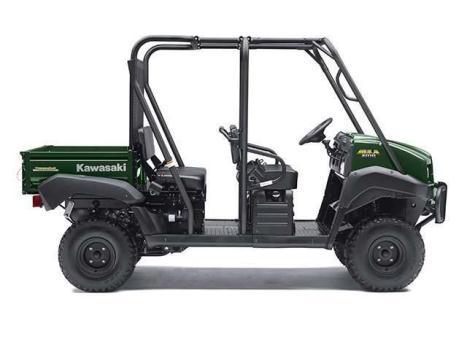 2014 Kawasaki Mule 4010 Trans4x4 EFI EPS