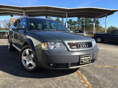 Audi all road low mileage