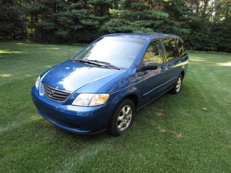 2000 MAZDA MPV LX