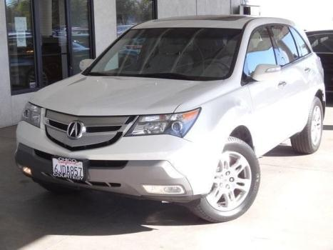 2009 Acura MDX 4D Sport Utility Technology