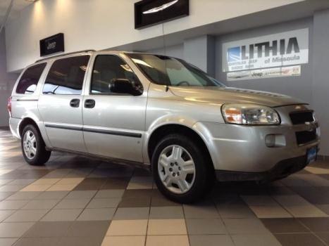 2006 Chevrolet Uplander Front