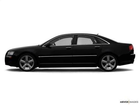 2007 Audi A8 L Sedan 4dr Sedan 4.2L Sedan