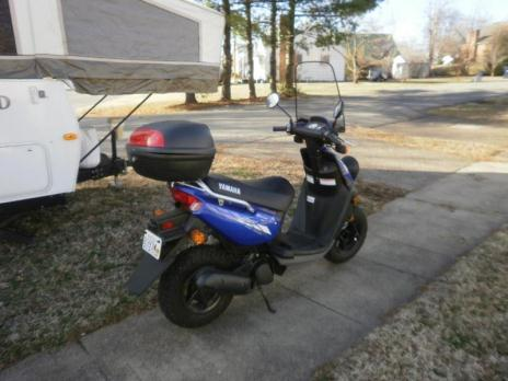50cc Yamaha Motorcycles for sale