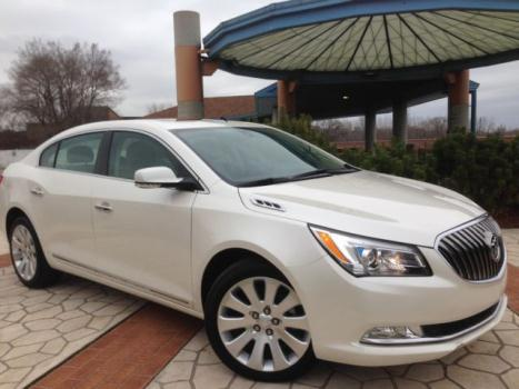 Buick : Lacrosse AWD Premium 2014 buick lacrosse awd no reserve panoramic roof leather rebuilt flood buy now