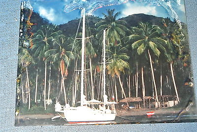 Classic Steel Ocean Cruising Sailboat 40' Ketch - Joshua Design