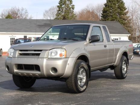 2004 Nissan Frontier King Cab 4X4 Off Road