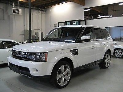 2013 Land Rover Sport Supercharged only 23k miles !