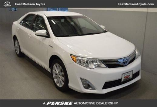 toyota camry hybrid wisconsin cars for sale in madison wisconsin. Black Bedroom Furniture Sets. Home Design Ideas
