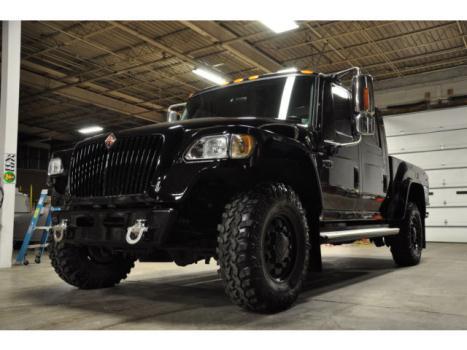 International Harvester : Other MXT International MXT Truck Harvester Black King Ranch very rare one of 207