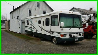 2000 Newmar Dutchstar P30 30' Class A Slide Out Backup Camera Generator