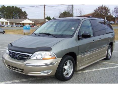 Ford : Windstar SEL HANDICAP NEAT VAN + SEE SEVERAL MORE 2 CHOOSE! A-LEATHER-POWER-WHEELCHAIR-DOOR-RAMP-DUAL-AC-MOBILITY-CLEAN-SOUTHERN-READY-WAGON
