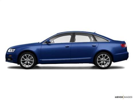 2009 Audi A6 Sedan 4dr Sedan 3.0L quattro Prestige AWD Sedan