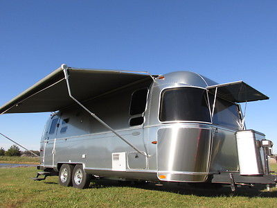 Airstream Rv Flying Cloud 25fb Rvs For Sale