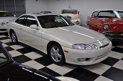 Lexus : SC Base Coupe 2-Door ONE OWNER SINCE NEW - GARAGE KEPT - AMAZING CONDITION - FLORIDA VEHICLE!!