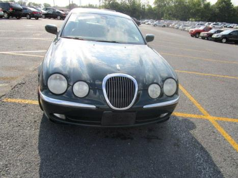 Jaguar : S-Type 4dr Sdn V8 NO RESERVE!!!! luxury for less!! runs beautifully,leather sunroof 8 cyl