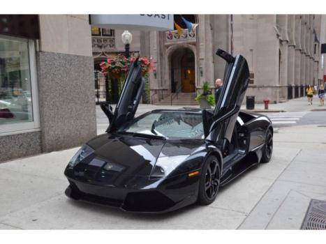 Lamborghini : Murcielago 2dr Roadster 2008 lp 640 roadster e gear ccb carbon interior nav call chris 630 624 3600