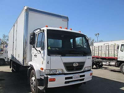 Nissan : Other FURNITRE - MOVING FREIGHT TRUCK- WARRANTY UD NISSAN 26FT BOX TRUCK HI CUBE hino isuzu ftr fvr fuso mack studio grip moving