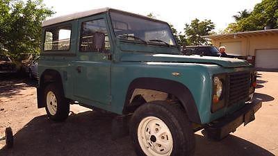 Land Rover : Defender 1985 Land Rover Diesel Land Rover Defender D90