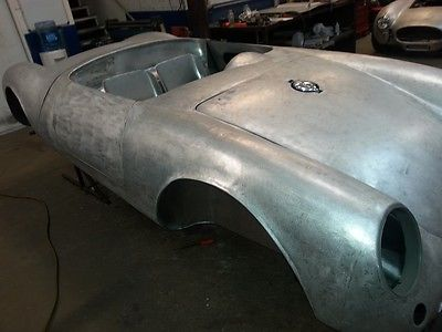 Other Makes Convertible 550 spyder kitcar aluminum body chassis