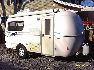 17 ft Casita Liberty Deluxe, Super Clean w/ Appliances, Good Tires