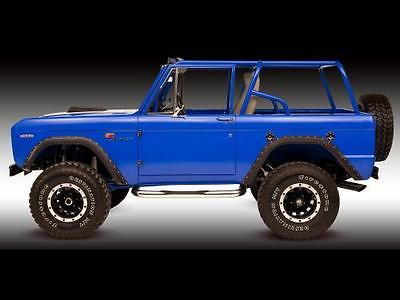 Ford : Bronco u/k 1969 ford bronco