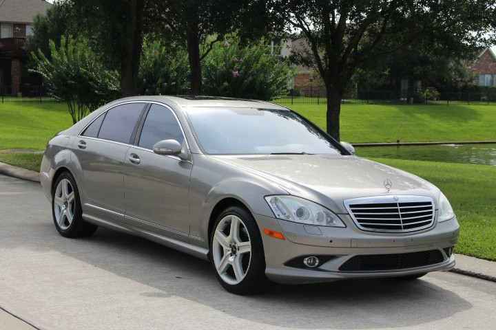 Mercedes benz s550 amg sport cars for sale for 2007 mercedes benz s550 4matic