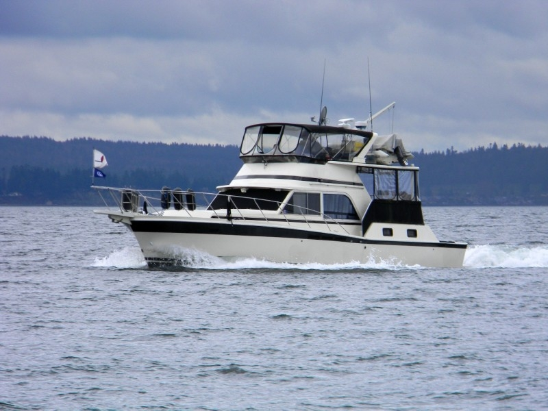 1985 Chris-Craft 480 Catalina