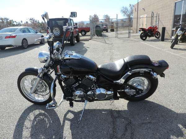 Yamaha v star motorcycles for sale in lancaster california for Yamaha lancaster ca
