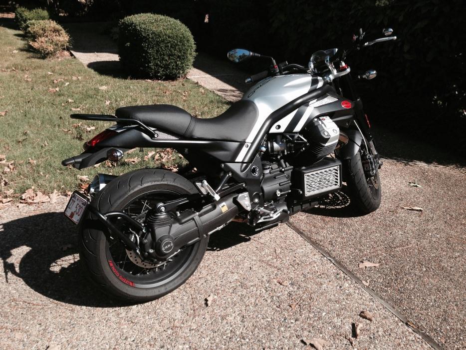 2013 Moto Guzzi Griso